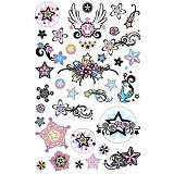GIRLIE GIRLZ Glow In The Dark Tattoo Sticker [TM 3338-006] - Sticker